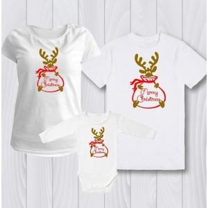 Семейни тениски Еленче