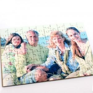 Персонализиран пъзел с Ваша снимка, надпис или любими герои