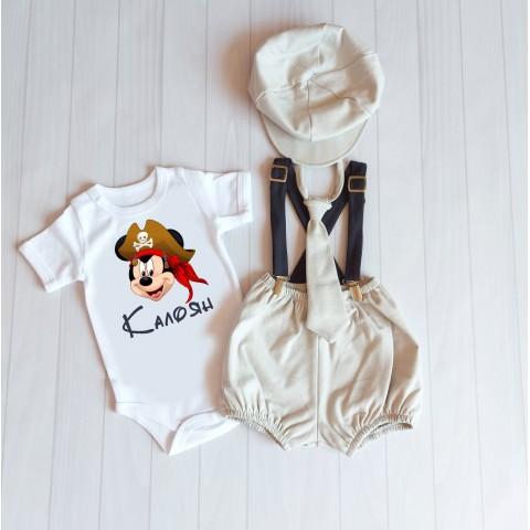 Бебешки комплект Мики маус
