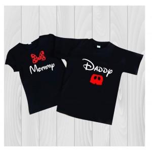 Комплект тениски за Mammy и  Daddy