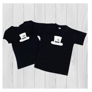 Комплект тениски Бомбе с име